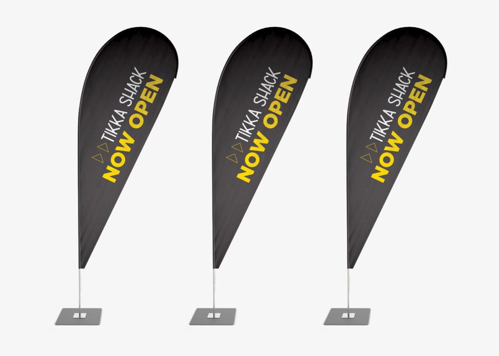 grand opening restaurant banner design