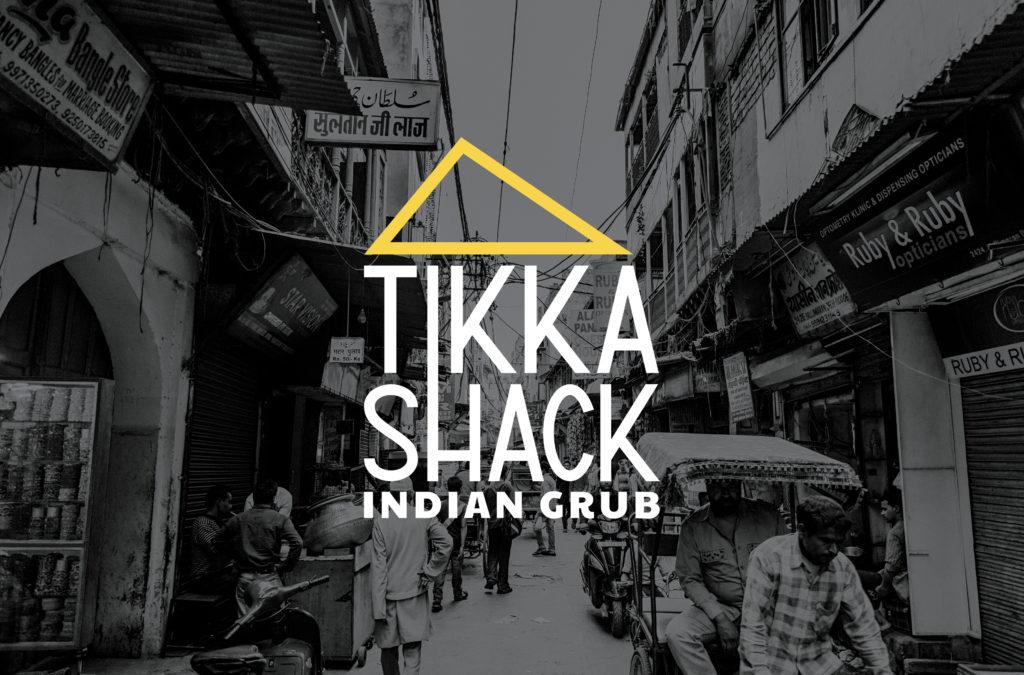 Tikka Shack Logo Design