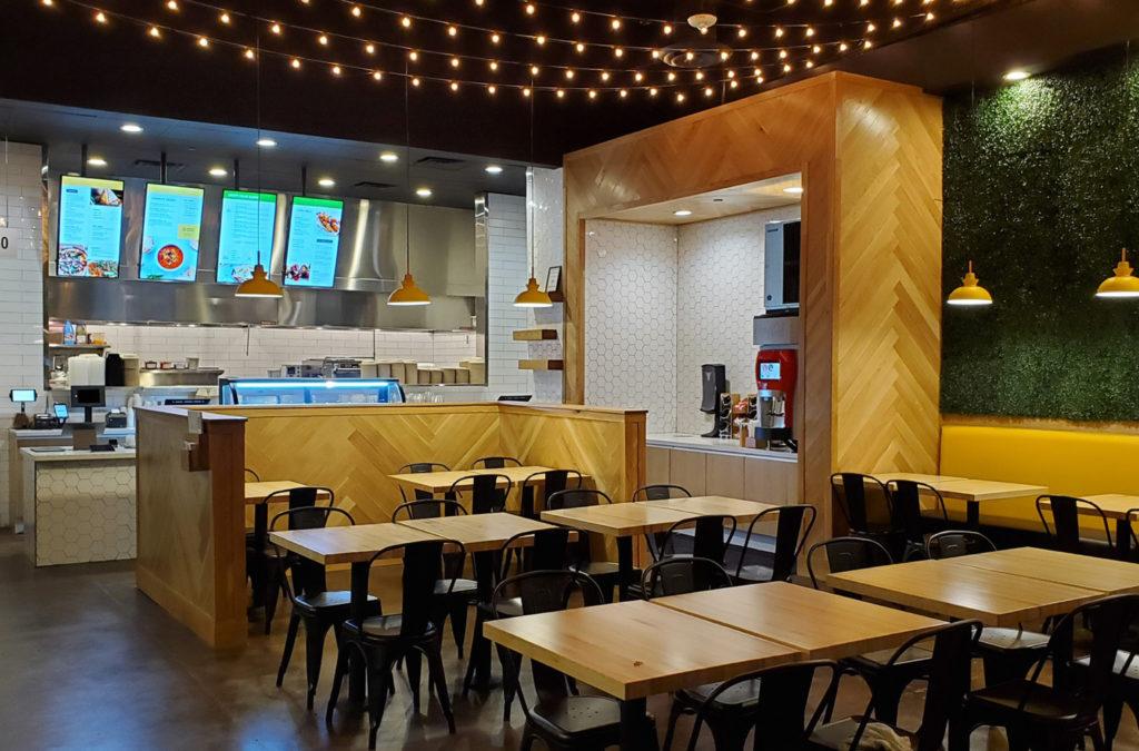 indian restaurant interior design