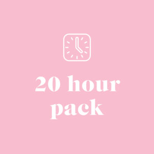 Nice Branding Hour pack