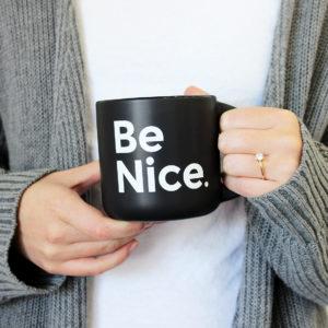 Nice Branding Apparel Mug