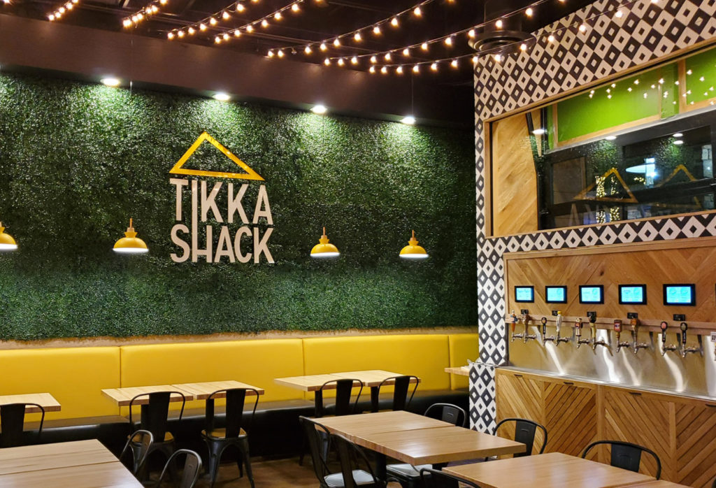 Tikka Shack Restaurant Design