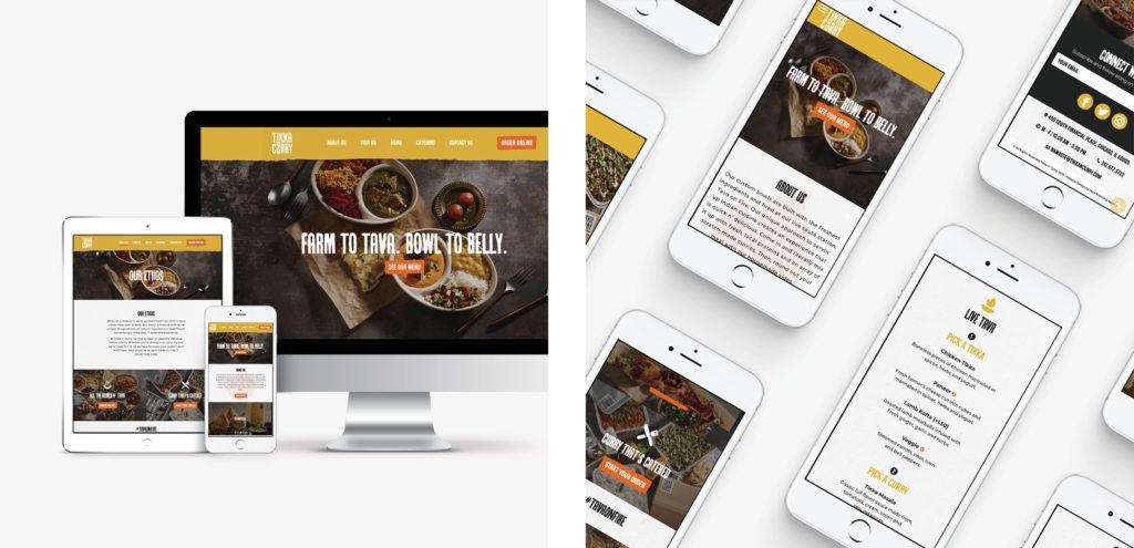 Website and Social Media Reviews