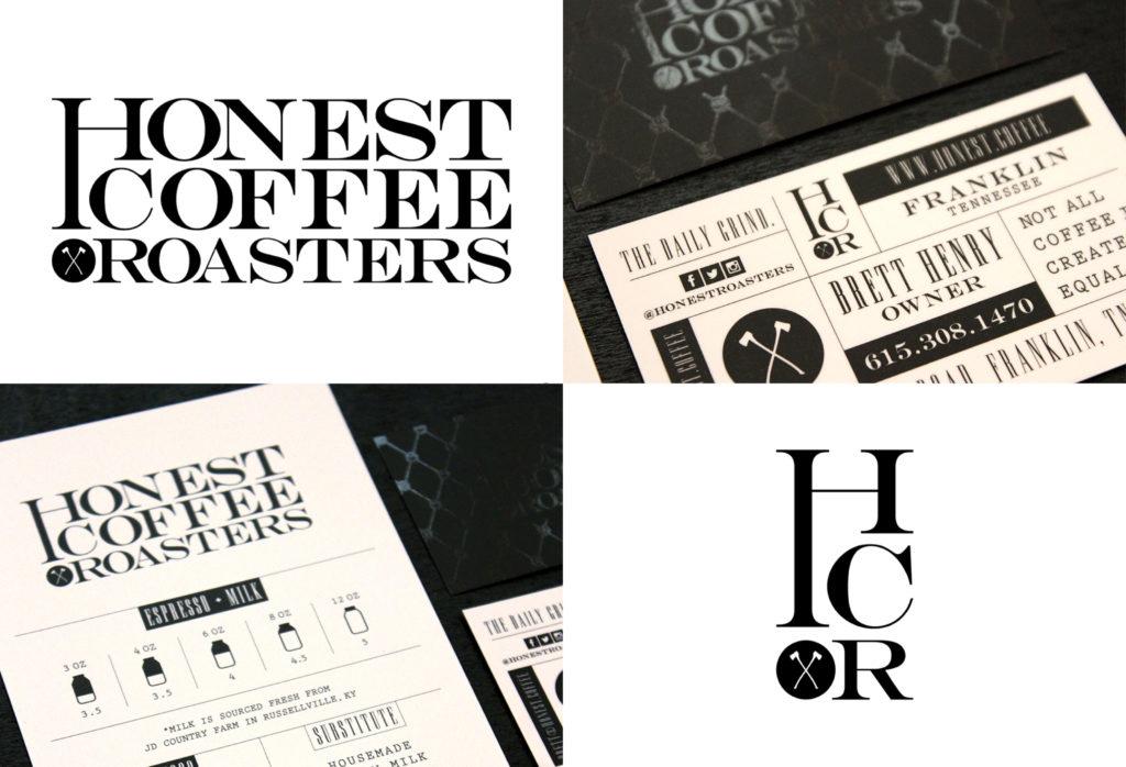coffee brand design nashville