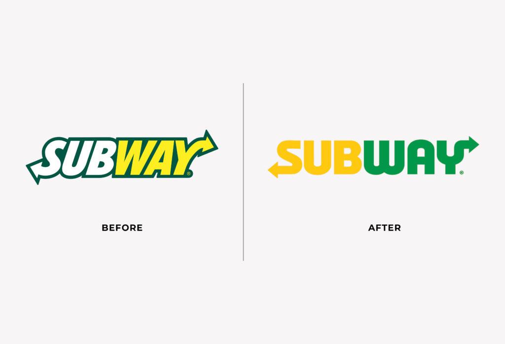 logo before after restaurant