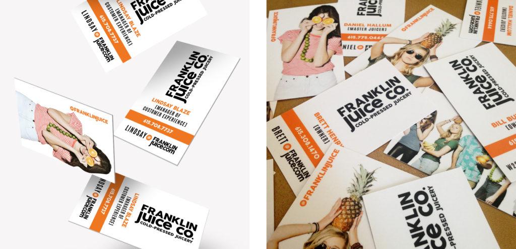 Business Card Design Nashville