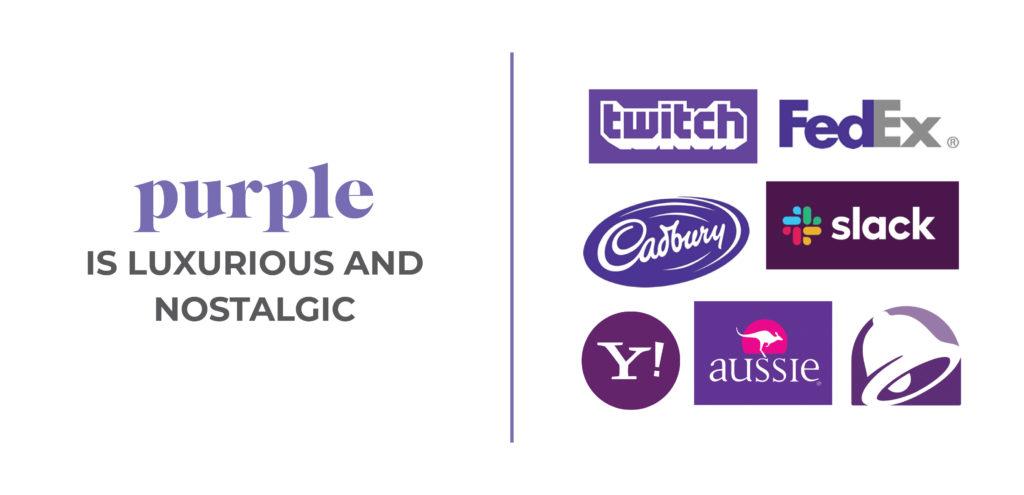 Color Psychology Purple Cozy