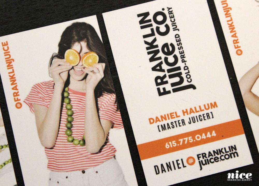 restaurant branding franklin