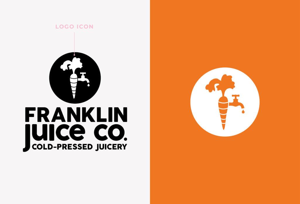 Logo Icon Juice Company