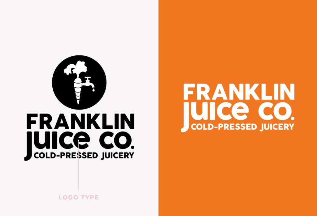 Logo Type Food Industry