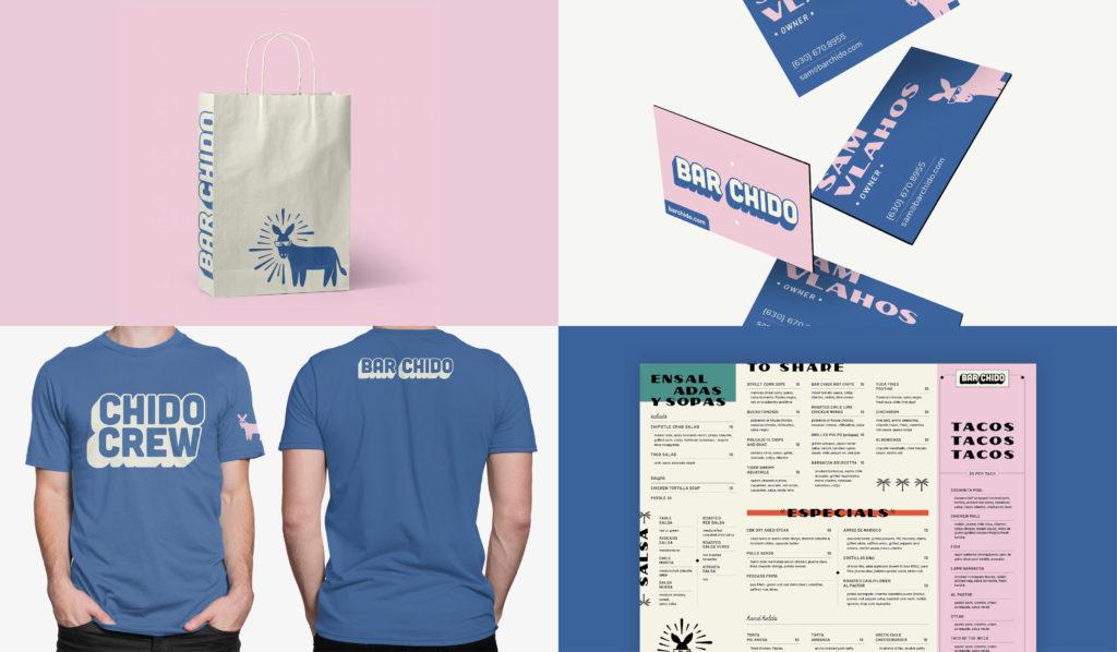 Restaurant Brand Story Design