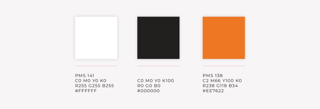 Brand Colors Branding