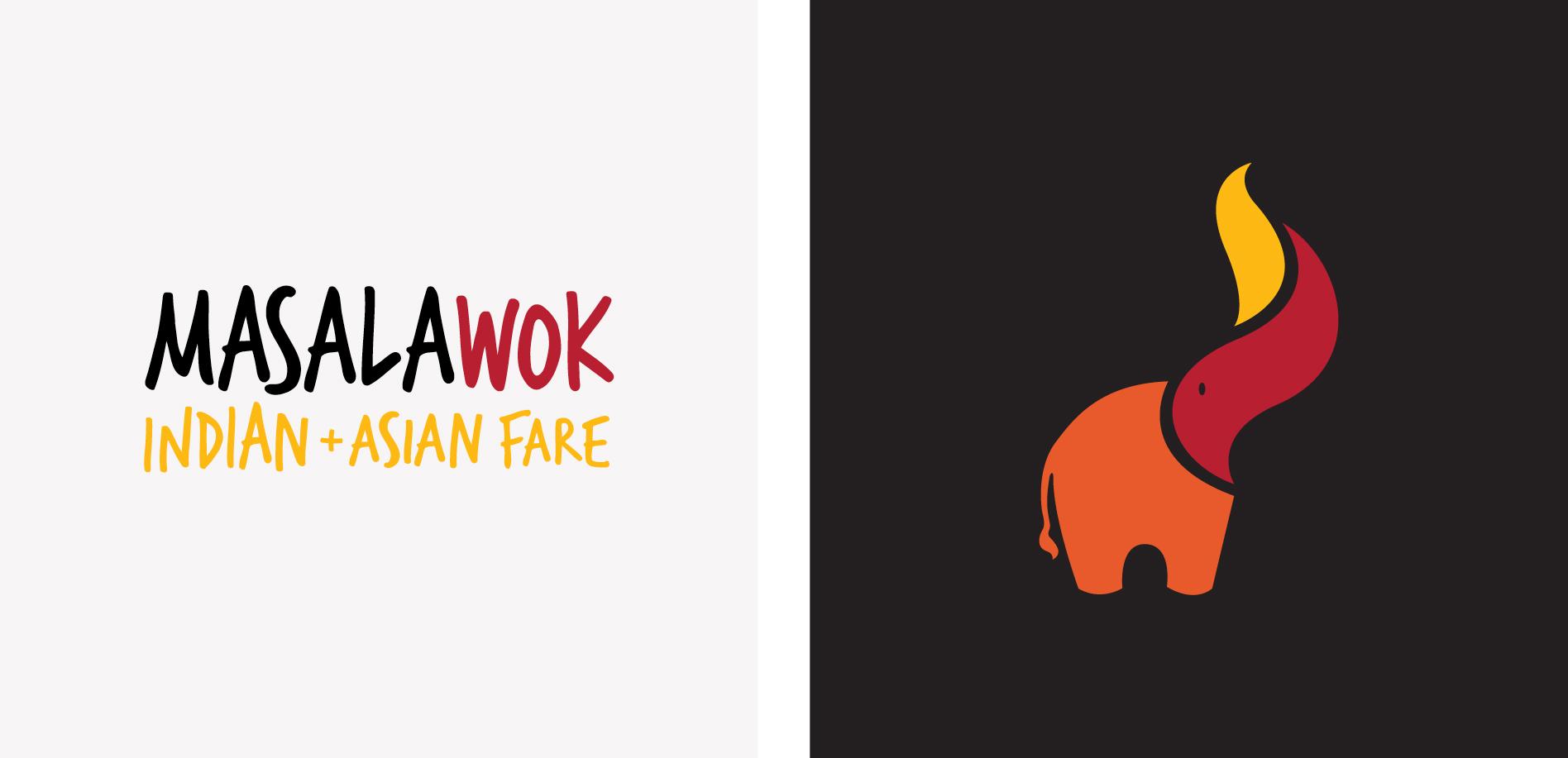 restaurant logo graphic design