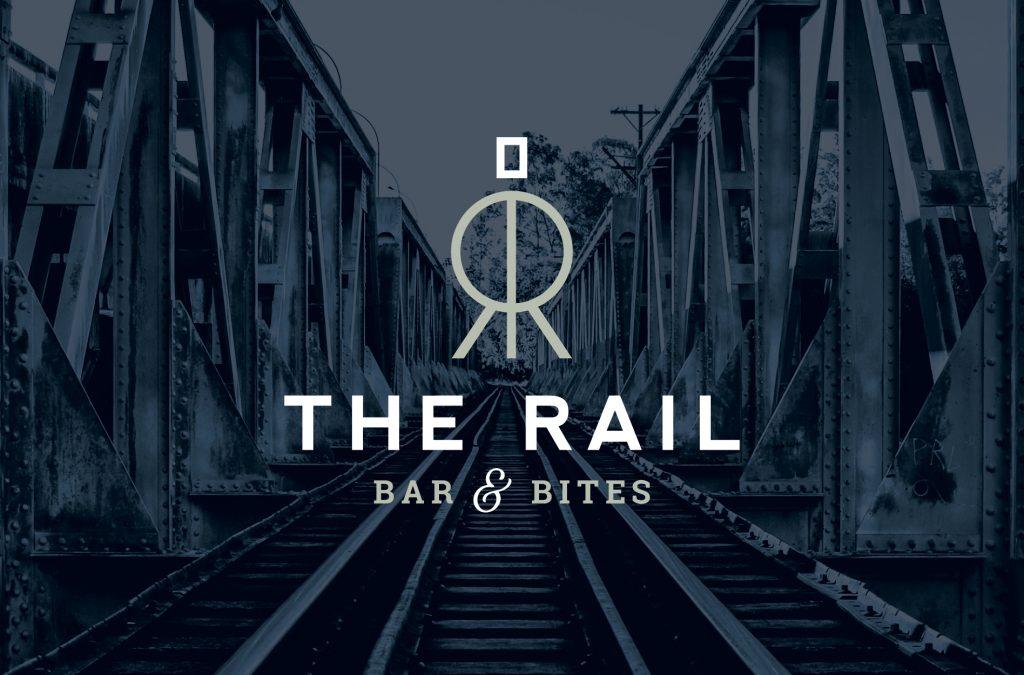 the rail logo