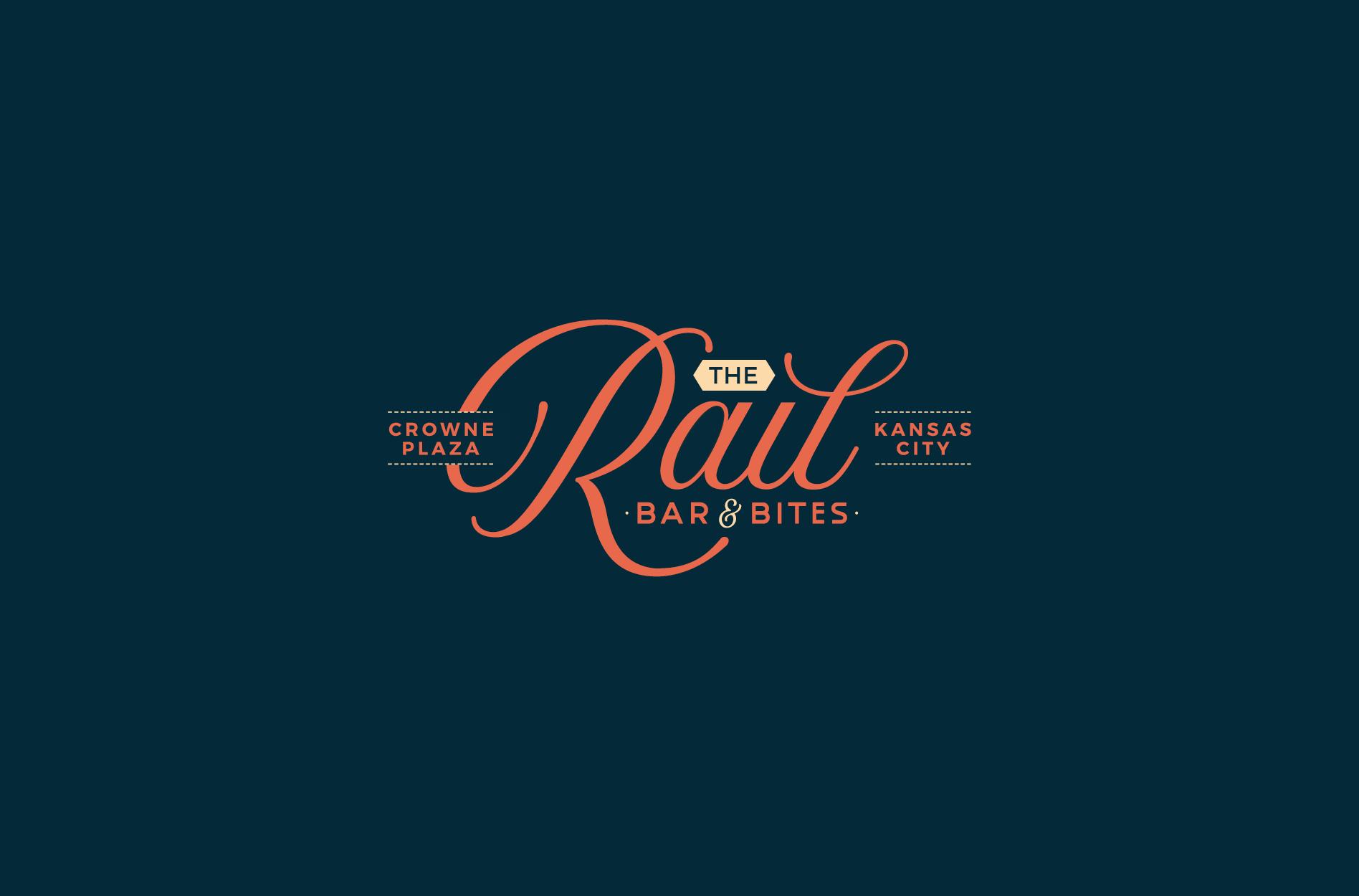 bar logo development