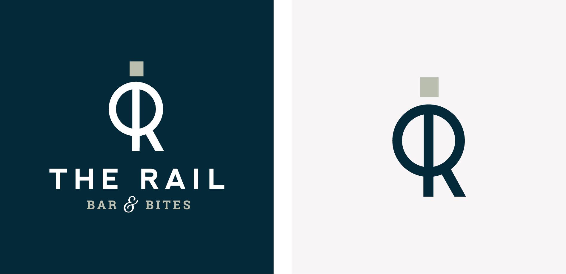 bar restaurant logo design