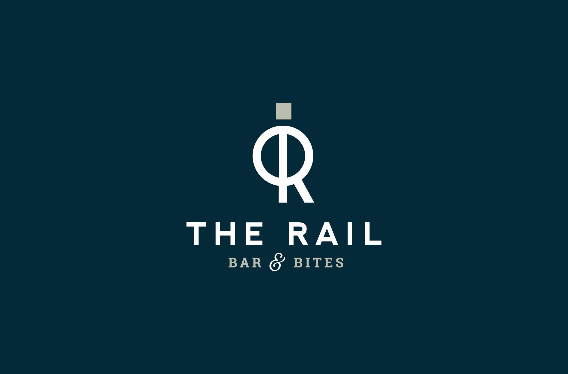 bar restaurant logo development