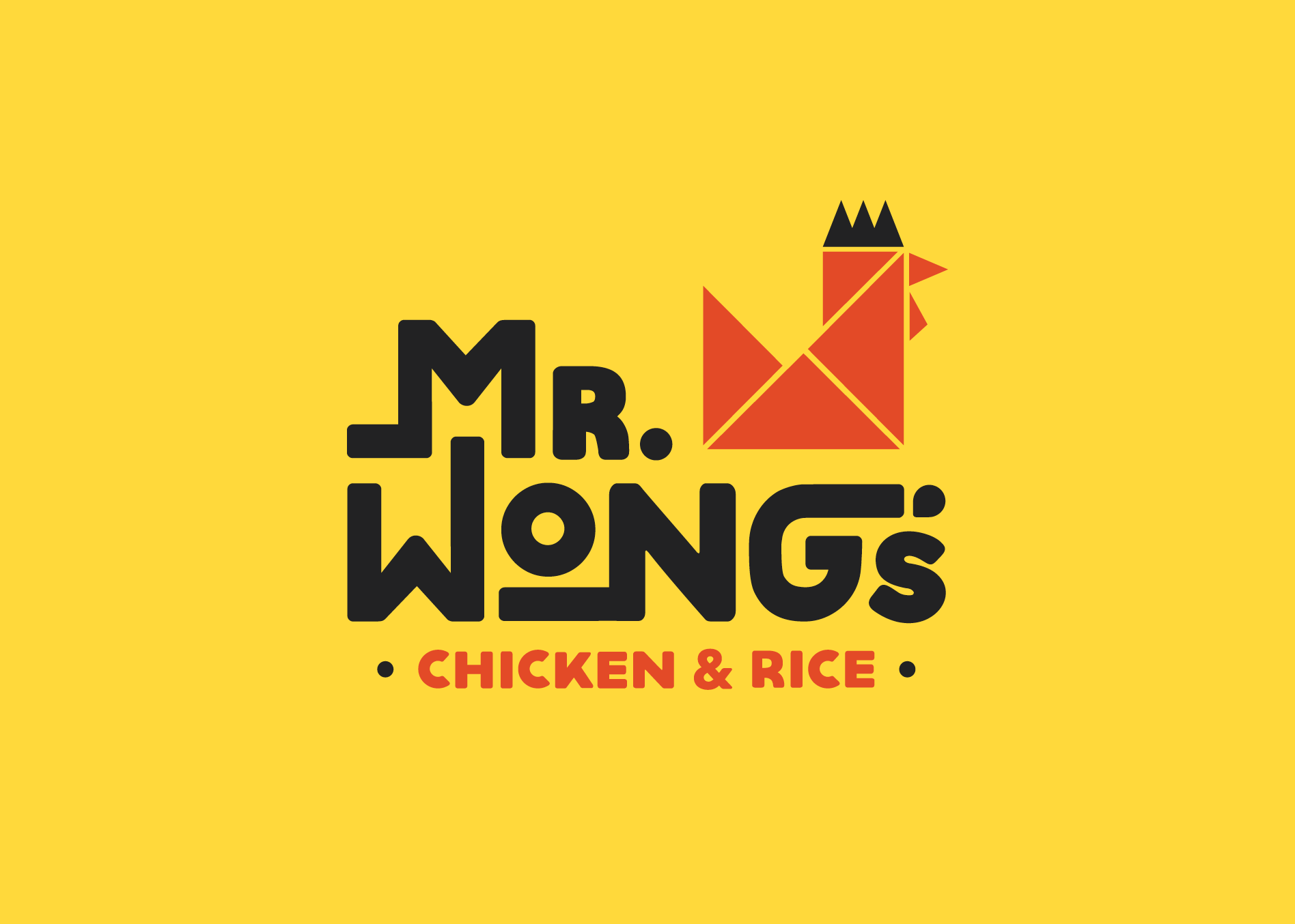 chicken logo development
