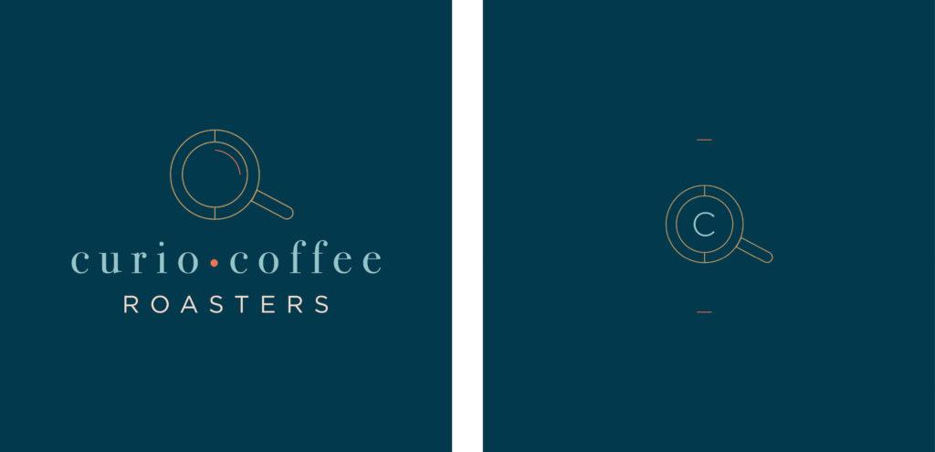 coffee shop logo icon design