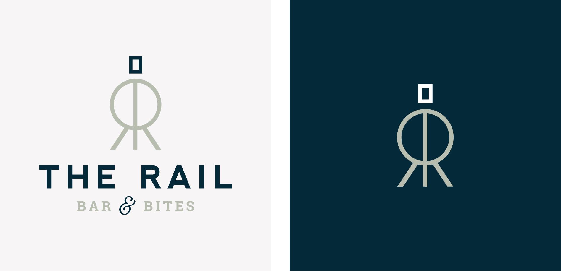 railroad logo icon