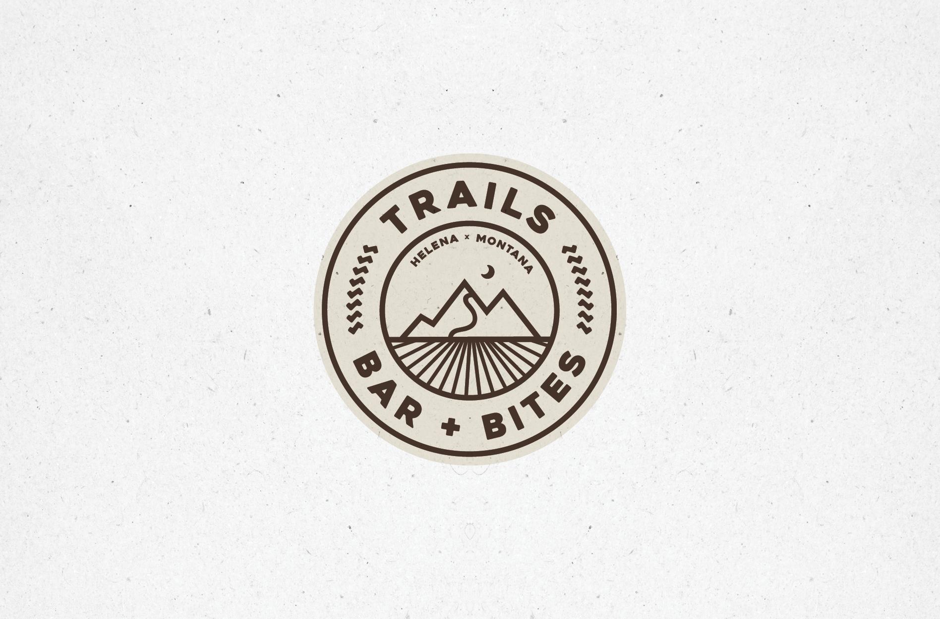 restaurant bar logo graphic design