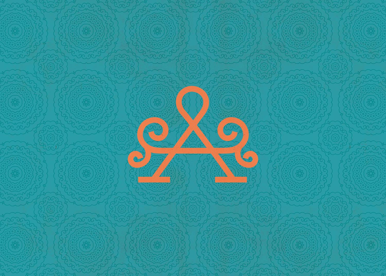 restaurant icon graphic design