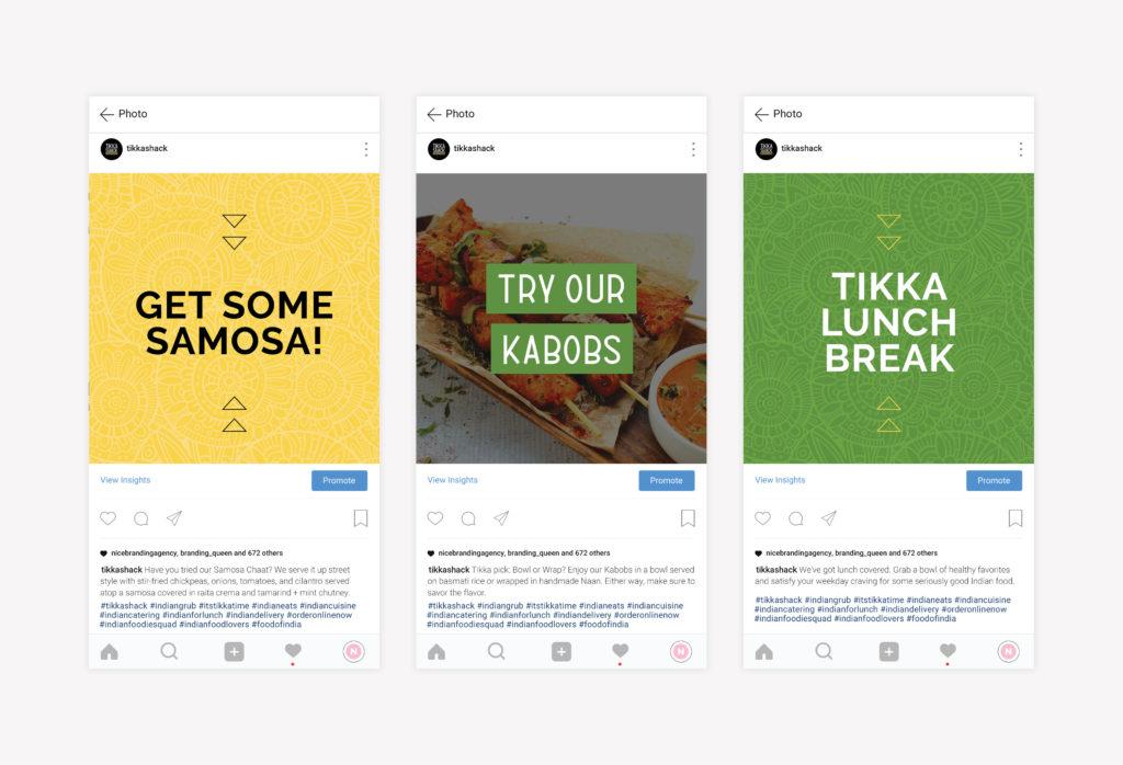 Instagram Social Posts Design Agency