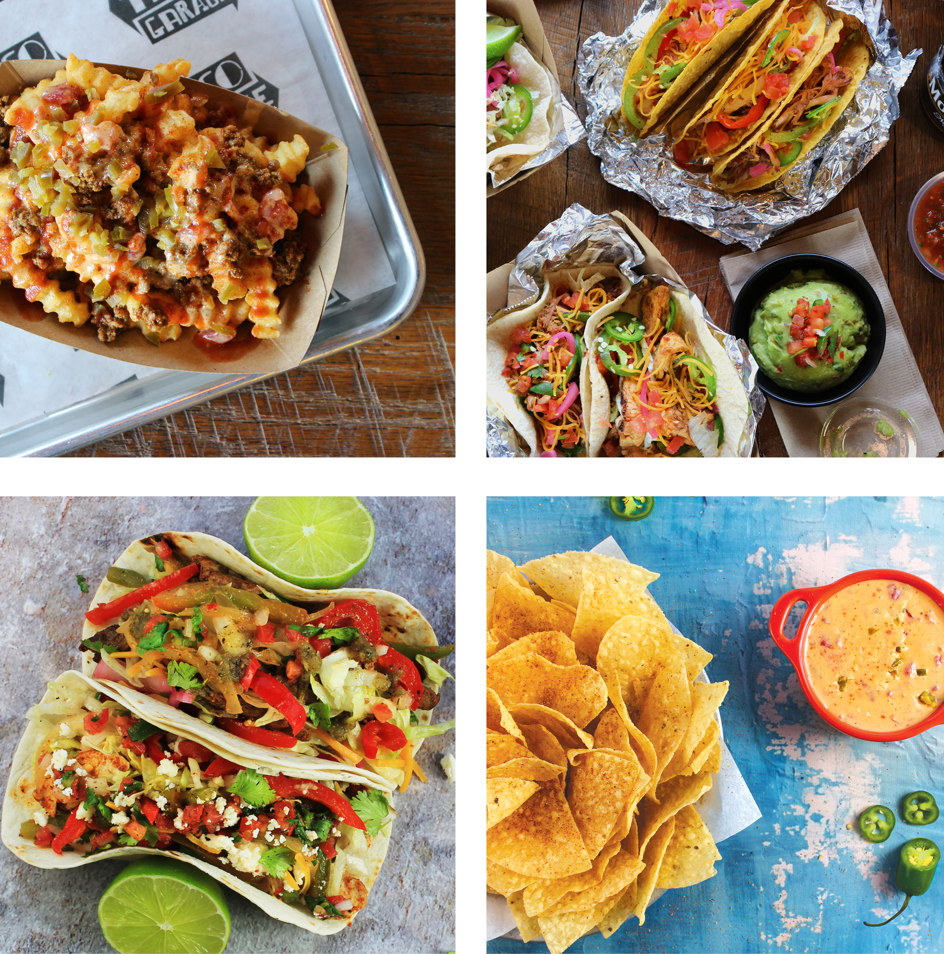 taco food photography