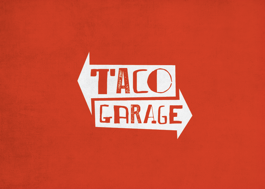 taco restaurant logo development