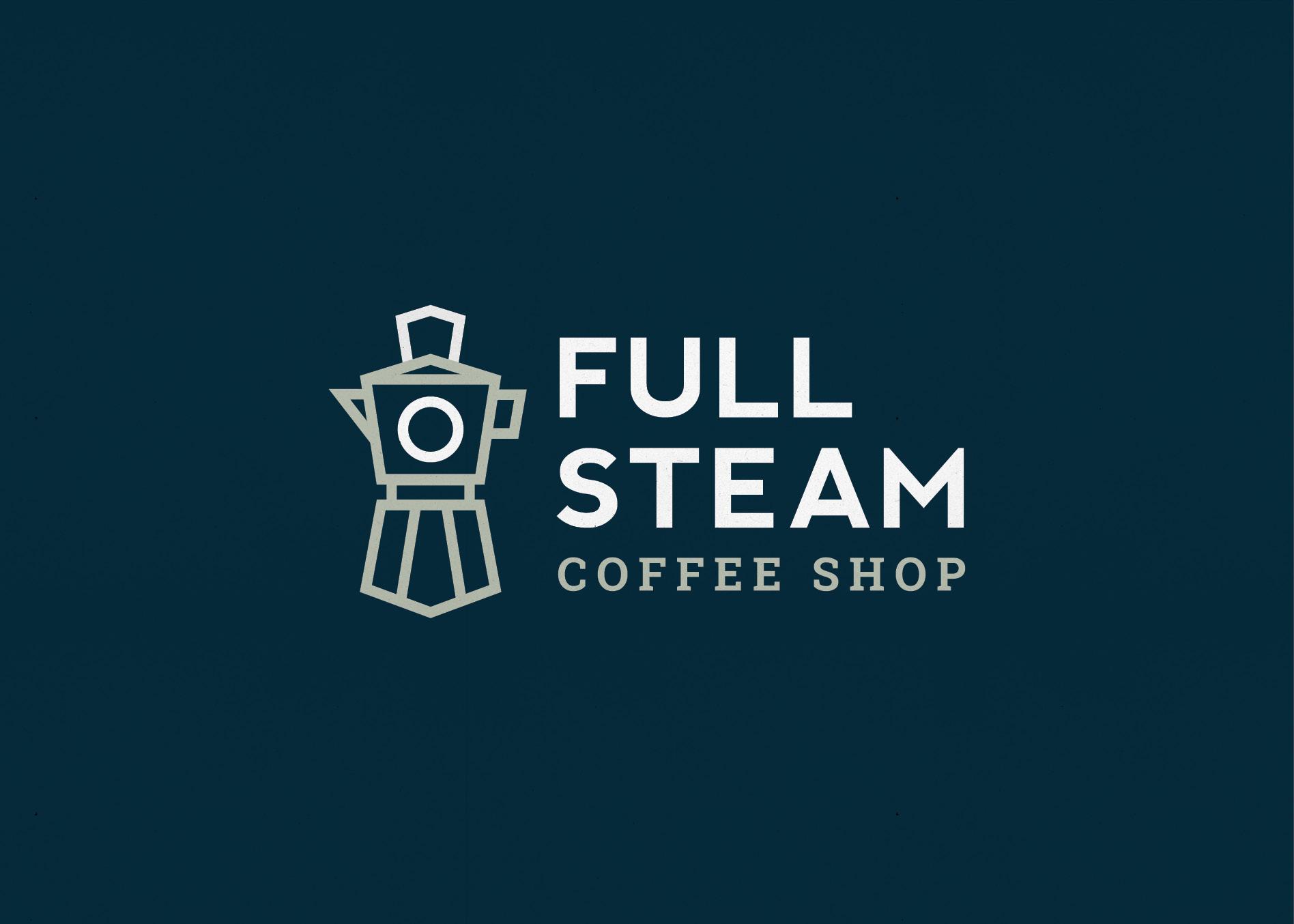 coffee shop logo designer