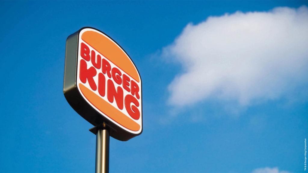 Burger King Logo Rebrand